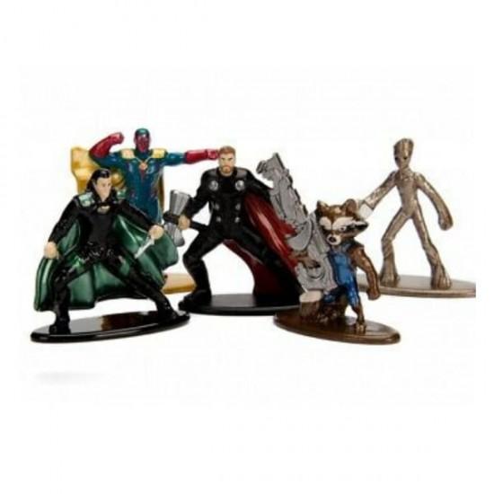 Avengers Nano Metalfigs
