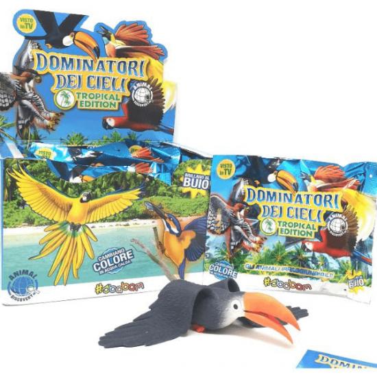 Dominatori Dei Cieli Tropical Edition Collezione Completa 12 Personaggi