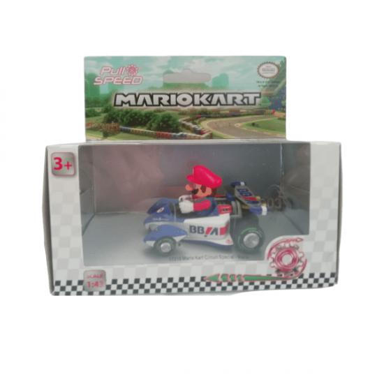 Mario Kart  Modellino Auto Scala 1/43