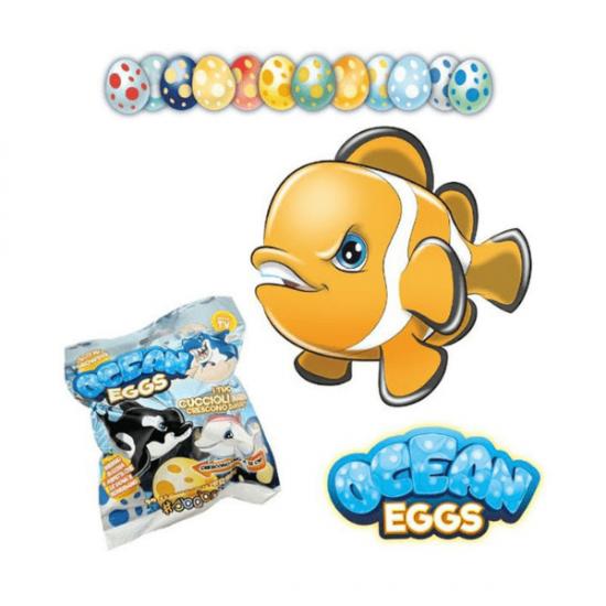Bustine Ocean Eggs Sbabam