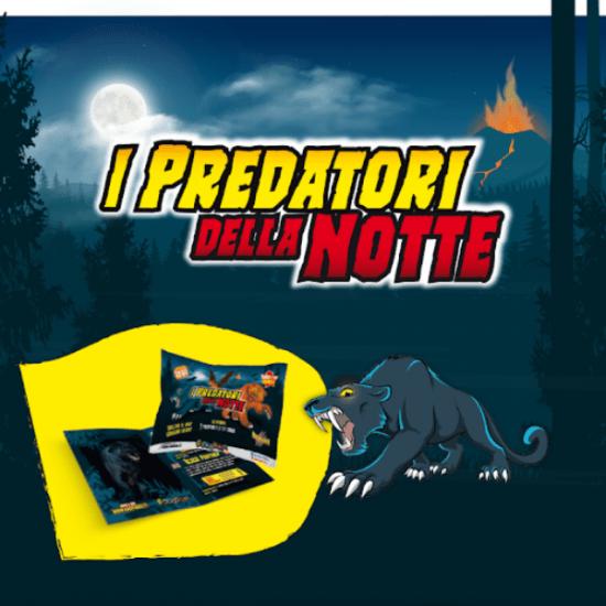 I Predatori Della Notte Kreaturex Display Da 14 Collezione Completa