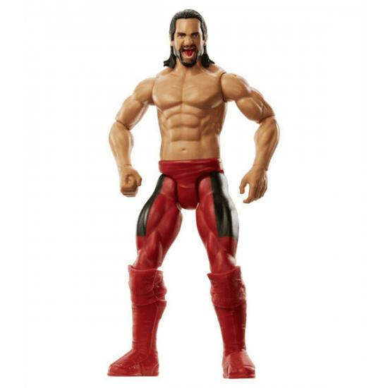 Wrestiling Seth Rollins