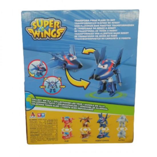 Super Whings Robot Trasformabile