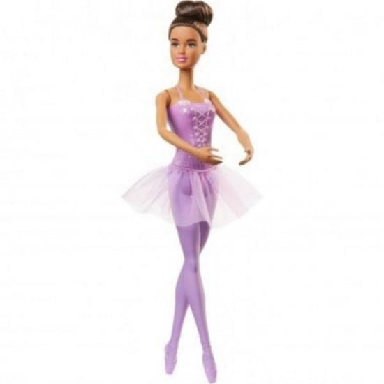 Barbie Ballerina Bruna Cm 30 Mattel