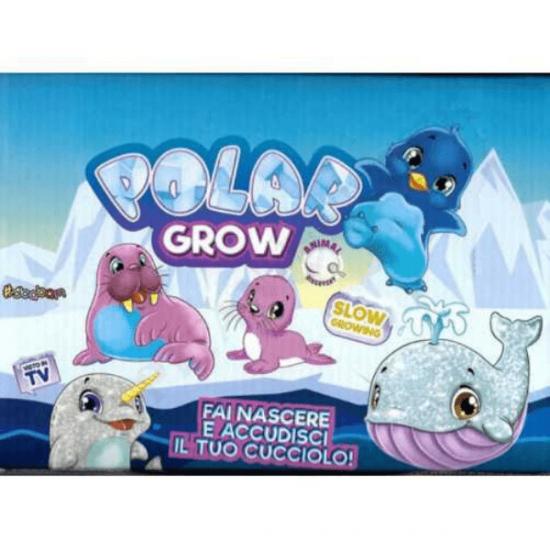 Polard Grow 10 Bustine 10 Personaggi Collezione Completa