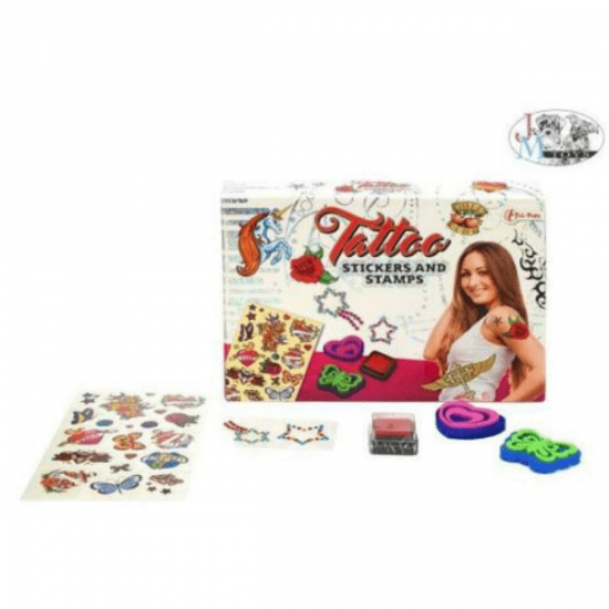 Tattao Stickers  And Stamps
